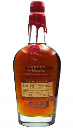 Maker's Mark - Wood Finishing Series Limited Release 2019 Whiskey