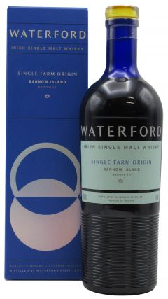 Waterford - Single Farm Origin Series Bannow Island 1.1 Irish - 2016 3 year old Whisky