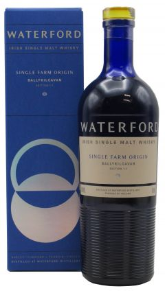 Waterford - Single Farm Origin Series Ballykilcavan 1.1 Irish - 2016 3 year old Whisky
