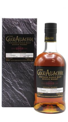 GlenAllachie - Single Cask #2588 - 1989 29 year old Whisky