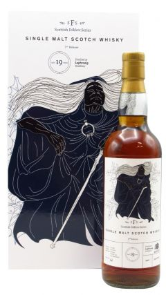 Laphroaig - Scottish Folklore Series 3rd Release - 2001 19 year old Whisky