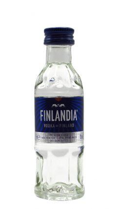 Finlandia - Original Miniature Vodka