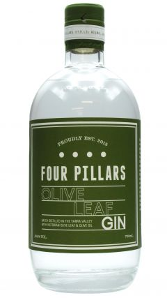 Four Pillars - Olive Leaf Gin