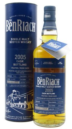 BenRiach - Single Cask #7553 - 2005 14 year old Whisky
