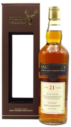 Macphail's - Single Malt Scotch 21 year old Whisky