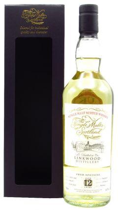 Linkwood - Single Malts of Scotland - Single Cask #804457 - 2007 12 year old Whisky