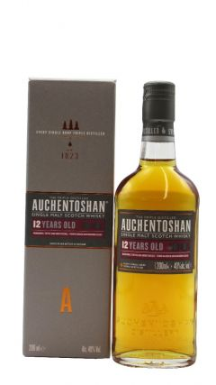 Auchentoshan - Single Malt 20cl Scotch 12 year old Whisky