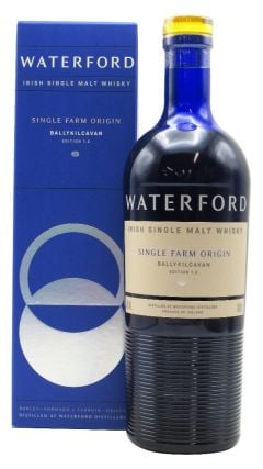 Waterford - Single Farm Origin Series Ballykilcavan 1.2 Irish - 2016 4 year old Whisky