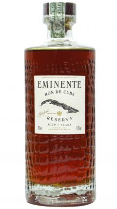 Eminente - Ron de Cuba Reserva 7 year old Rum
