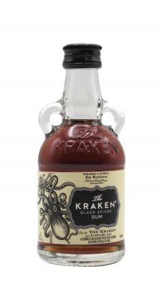 Kraken - Black Spiced Miniature Rum