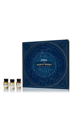 Advent Calendar 2020 - 24 Day World Whisky