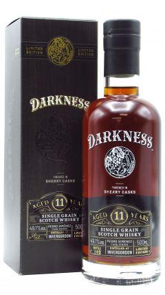 Invergordon - Darkness - Pedro Ximenez Sherry Cask Finish 11 year old Whisky