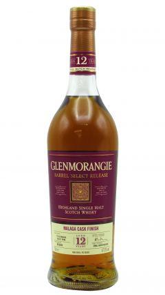 Glenmorangie - Malaga Cask Finish  12 year old Whisky