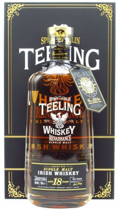 Teeling Whiskey Co. - Renaissance Batch #2 Irish Single Malt 18 year old Whiskey