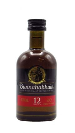 Bunnahabhain - Islay Single Malt Miniature 12 year old Whisky