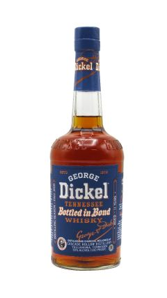 George Dickel - Bottled In Bond 11 year old Whiskey