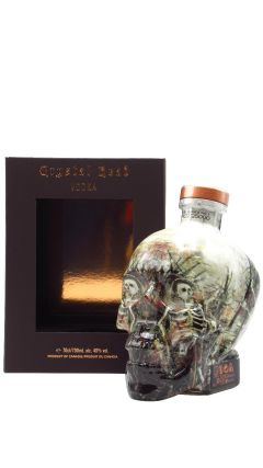Crystal Head - John Alexander Artist Series - Limited Edition Vodka