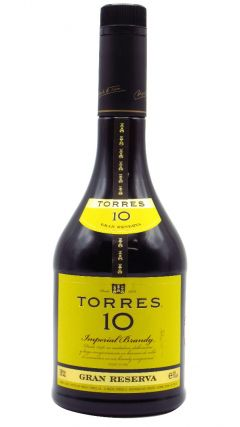 Torres - Gran Reserva 10 year old Brandy