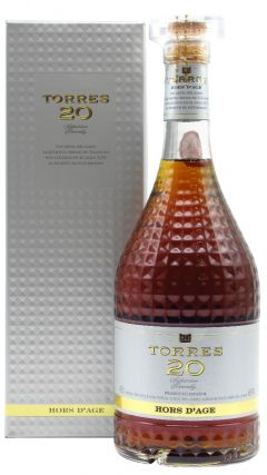 Torres - Hors d'Age 20 year old Brandy