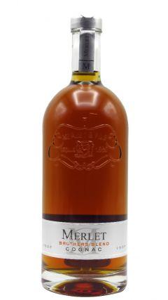 Merlet  - Brothers Blend Cognac