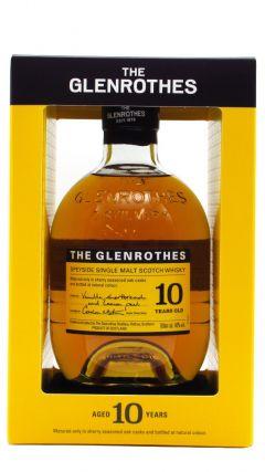 Glenrothes - Speyside Single Malt 10 year old Whisky