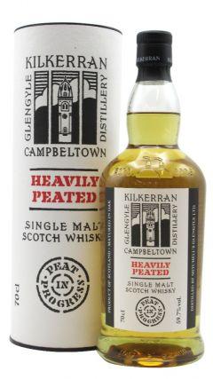 Kilkerran - Heavily Peated Batch #3 Whisky