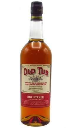 Jim Beam - Old Tub - Kentucky Straight Bourbon Whiskey