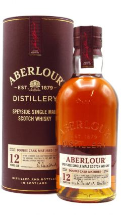 Aberlour - Speyside Single Malt 12 year old Whisky