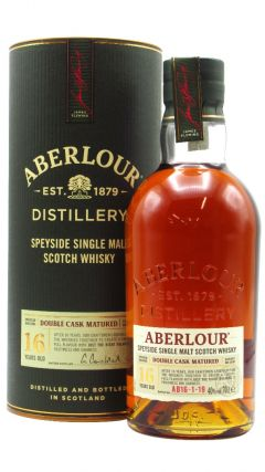 Aberlour - Speyside Single Malt 16 year old Whisky