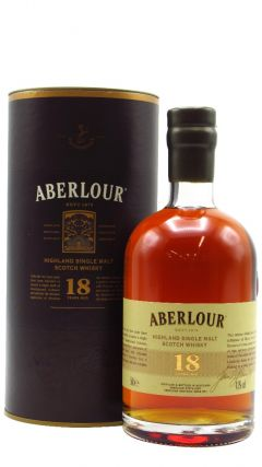 Aberlour - Speyside Single Malt 18 year old Whisky