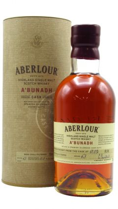 Aberlour - Abunadh - Cask Strength Single Malt Whisky