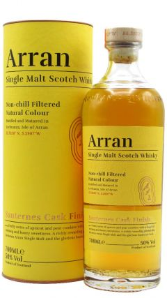 Arran - Sauternes Cask Finish Whisky