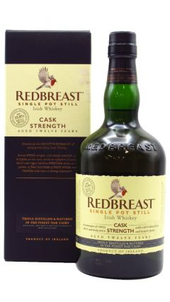 Redbreast - Cask Strength Single Pot Irish 12 year old Whiskey