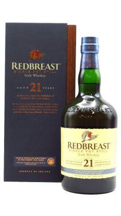 Redbreast - Single Pot Still Irish 21 year old Whiskey