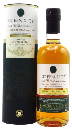 Green Spot - Chateau Montelena Zinfandel Wine Cask Finish Irish Whiskey