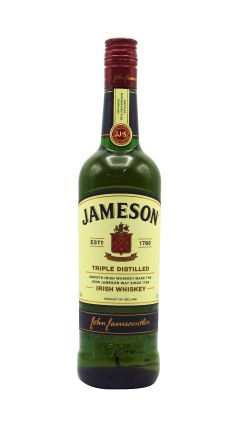 Jameson - Triple Distilled Irish Whiskey