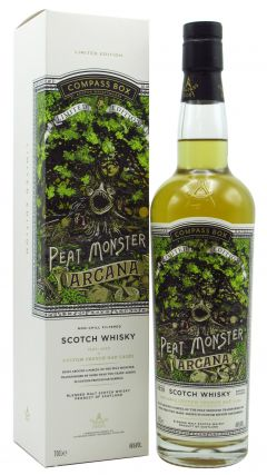 Compass Box - Peat Monster Arcana - 20th Anniversary Whisky