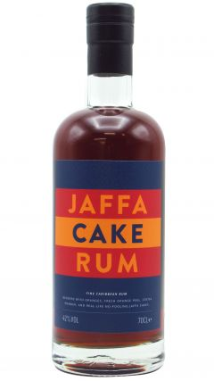 Jaffa Cake - Distilled With Real Jaffa Cakes Rum