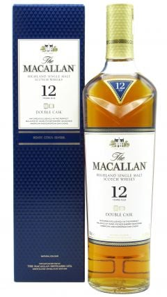 Macallan - Double Cask 12 year old Whisky