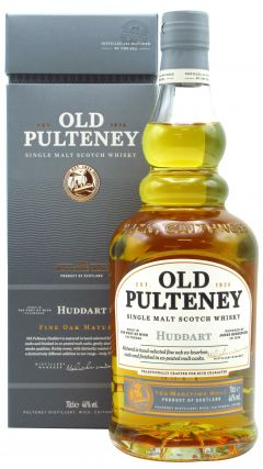 Old Pulteney - Huddart (Peated Cask Finish) Whisky