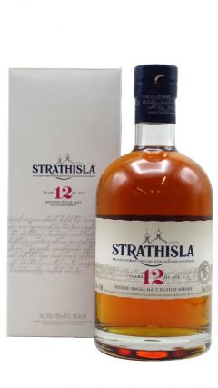 Strathisla - Speyside Single Malt Scotch 12 year old Whisky