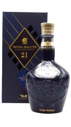 Chivas Regal - Royal Salute Signature Blend 21 year old Whisky