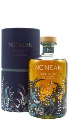 Nc'nean - Batch #1 - Organic Highland Single Malt - 2017 3 year old Whisky