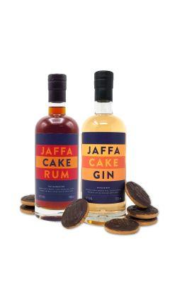 Jaffa Cake - Gin & Rum Bundle  Spirits