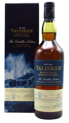 Talisker - Distillers Edition - 2007 10 year old Whisky