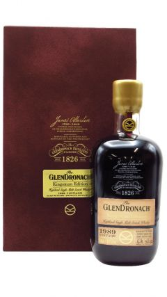 GlenDronach - Kingsman Edition 1989 - 1989 29 year old Whisky