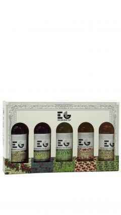 Edinburgh Gin - 5 x 5cl Gift Pack Gin Liqueur