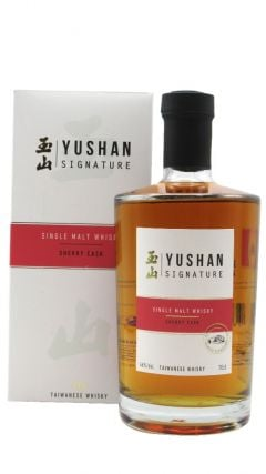 Nantou - Yushan Signature Sherry Cask - Taiwanese Single Malt Whisky
