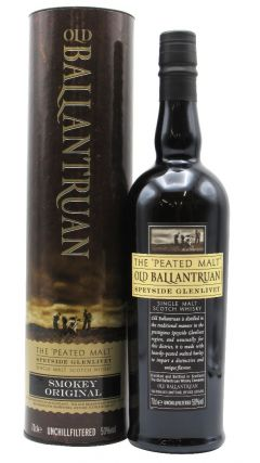 Tomintoul - Old Ballantruan Whisky