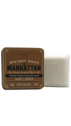 The Scottish Fine Soaps Co. - Whisky Cocktail Soap - The Manhattan
